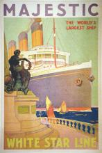 Majestic - White Star Line vers 1930