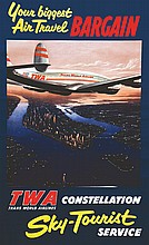 Le Tour Du Monde Par L'Affiche - Around the World by Posters (Guarantee Original & Vintage)