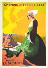 Visitez La Bretagne vers 1930