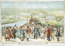 Paris Capitale du Monde Civilisé - Expo Paris 1900 1900