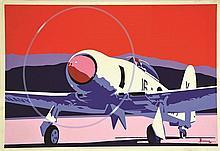 MAUNOURY DOMINIQUE, Sea Fury A Reno ( Nevada ) - Imprimé à 300 exemplaires