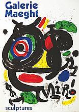 Miro - Sculptures vers 1970