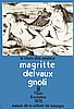 Maison de la Culture Bourges Magritte Delvaux Gnoli . 1972  Bourges (Cher) . Desquand, Paul Delvaux, €150
