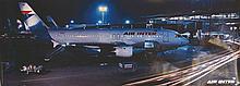 Air Inter . vers 1980 . Département Publicité Air Inter