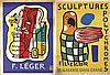 LEGER FERNAND  Lot de 2 Affiches F. Léger     1953, Fernand Leger, €500