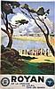 PERI LUCIEN  Royan - Verdure, Soleil, Sport     1934, Lucien Peri, Click for value