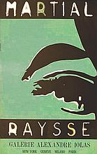 RAYSSE MARTIAL  Martial Raysse     vers 1960