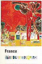 BEZOMBES ROGER  Saint Remy de Provence     vers 1980