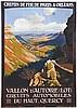 CONSTANT - DUVAL  Autoire, La Vallée & les Falaises     1924, Constant (1877) Duval, €600