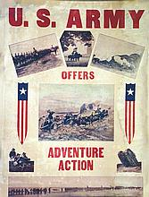 Us Army Offers adventure action     vers 1917