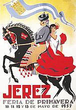 RUIZ B. / ANCHEL  Jerez     1957