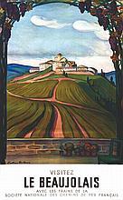 DOILLON  Le Beaujolais  ( Ternand)     1957
