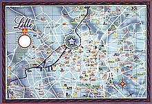 Plan industriel de Lille   Lille (Nord)
