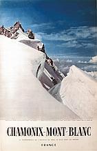 Chamonix - Mont-Blanc vers 1960