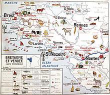 Bretagne et Vendée