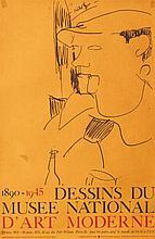 Dessins du Musée National d'Art Moderne 1974