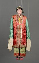 Marionnette à fils   Chine du Sud   Personnage : L