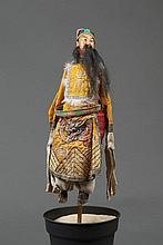 Marionnette Chine   Personnage : Homme de cour.