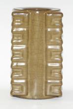 A Gu-Ware Vase