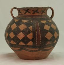Archaistic Pottery Vase