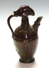 Chinese Pottery Wine Pot