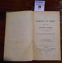The Georgics of Virgil Translated Into English