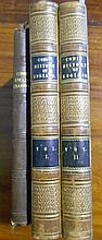 A Two Volume Set: The Comic History of England by