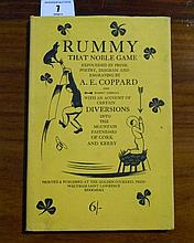 A Limited Edition Copy of: Rummy That Noble Game