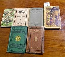 A Collection of Irish Literary & Poetry Books: The