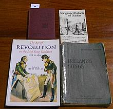 National Songs, Ballads and Recitations of