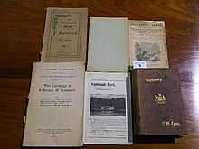 Three Waterford Interest Publications: History ,