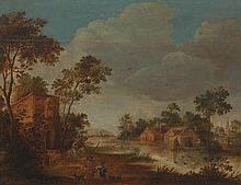 Attr: Roelandt Savery (Flemish, 1576-1639)
