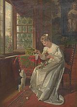 Fritz Sonderland (German, 1836-1896)