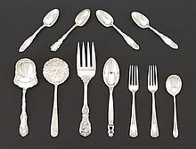 Group of Sterling Silver from Kirk, Jensen, Towle, and Reed & Barton