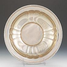 Frank W. Smith Silver Co. Sterling Silver Scalloped Dish