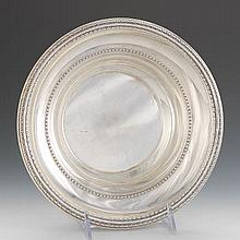 "Reed & Barton Sterling Silver Bowl, ""Nancy Lee"" Pattern, dated 1946"