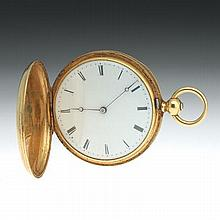 Patel Philippe for Tiffany & Co New Work 18k Gold Pocket Watch