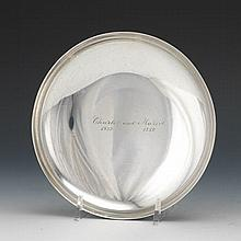 Tiffany & Co. Sterling Silver London 1648 Reproduction Bowl