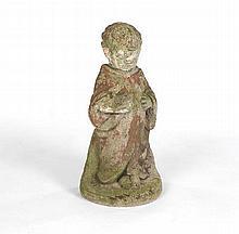 Composite Garden Figure of a Child