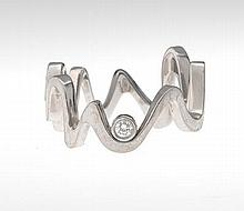 Tiffany & Co. Frank Gehry Design Equus Ring