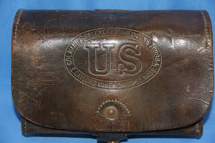 Ammunition Pouch - Civil War