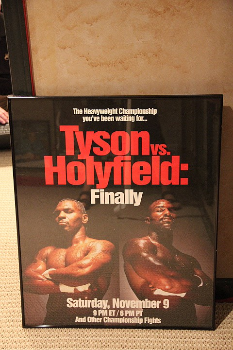 Tyson/Holyfied Poster