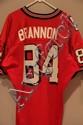 Brannon - #84 Football Jersey