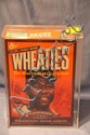 Hank Aaron Wheaties Cereal Box in Lucite Case. W/COA