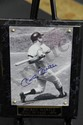 Framed Photo Mickey Mantle