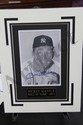 Mickey Mantle Photo Signed.