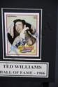 Color Print - Ted Williams
