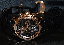 Louis Moinet; Limited Edition of twelve (12), Astralis model, #1/12