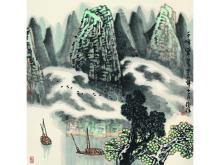 Huang Gesheng (1950 -) Shiqianfeng Song Cui