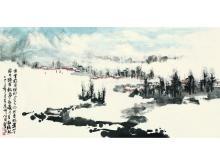 Jiang Mingxian (1942 -) Landscape